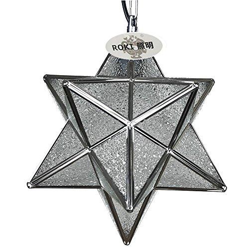 朗麒(ROKI)ペンダントライト  星の形