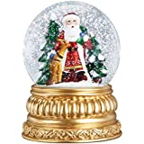 Old Worldクリスマス北欧サンタSnow Globe