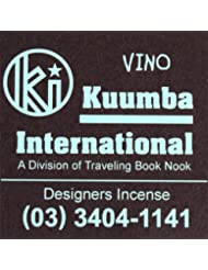 KUUMBA / クンバ『incense』(Vino) (Regular size)
