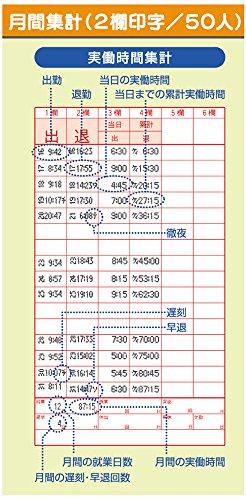 セイコープレシジョン 多機能タイムレコーダー QR-395