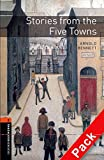 Stories from the Five Towns (Oxford Bookworms Library) CD Pack