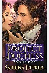 Project Duchess (Center Point Large Print) 図書館