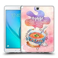 Head Case Designs スープ Hygge ソフトジェルケース Samsung Galaxy Tab A 9.7