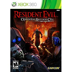Resident Evil: Operation Raccoon City (輸入版) - Xbox360