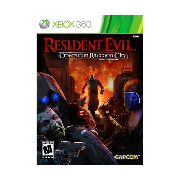 Resident Evil: Operation...の商品画像