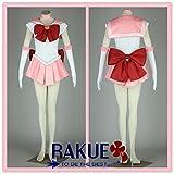 美少女戦士セーラームーン◆月野ちびうさの衣装1代ー1代目戦闘服◆コスプレ衣装 S,女性