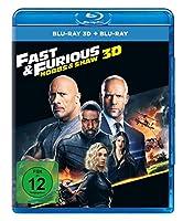 Fast & Furious: Hobbs & Shaw (3D): Blu-ray 3D + 2D
