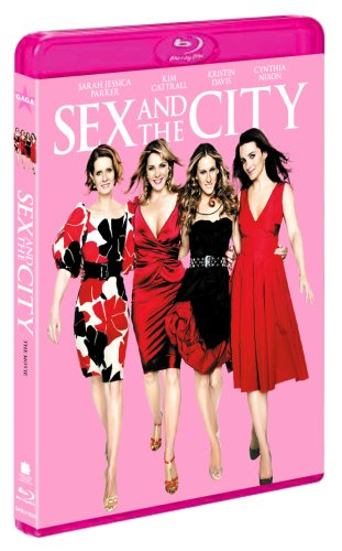 SEX AND THE CITY [THE MOVIE] [Blu-ray]の詳細を見る