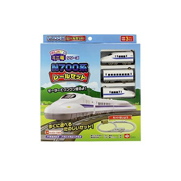 レック N700系新幹線 鉄橋 レールセット ...の紹介画像2