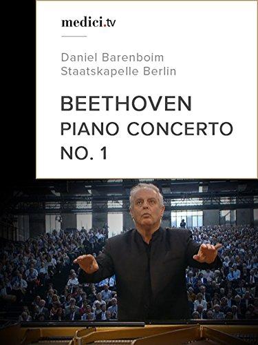 Beethoven, Piano Concerto No. 1 - Daniel Barenboim - Staatskapelle Berlin