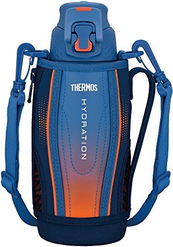 サーモス 水筒 真空断熱スポーツボトル 【ワンタッチオープンタイプ】 0.8L ブルーグラデーション FFZ-802F BL-G