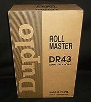 純正オリジナルDuplo dr43マスターRolls for use in : dp-430/ 430eデジタルDuplicators ( dr-43Masters。a3サイズ。ボックスには( 2) Masters。( 220) Mastersあたりロール。( 440) Masters合計。