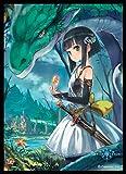 きゃらスリーブコレクション マットシリーズ Shadowverse 竜剣の少女・アイラ(No.MT479)