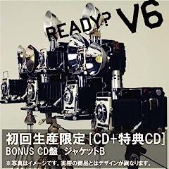 ヨロコビノウタ♪V6(Junichi Okada)のCDジャケット