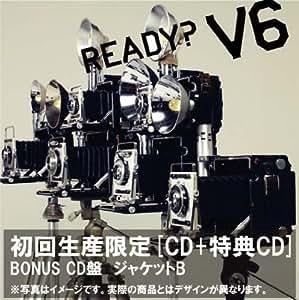 READY?(初回生産限定盤)(BONUS CD盤)(ジャケットB)