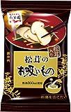 永谷園 FDブロック松茸のお吸いもの 3.5g×6袋