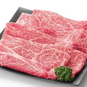 神内和牛あか すき焼き 焼き肉 肩ロース薄切り 380g