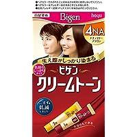 ホーユー ビゲン クリームトーン 4NA (ナチュラリーブラウン) 1剤40g+2剤40g