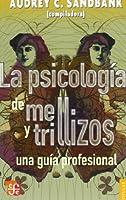 La psicologia de mellizos y trillizos / The psychology of twins and triplets: Una Guia / a Guide (Coleccion Popular)