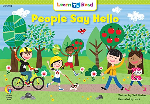 People Say Hello (Social Studies Learn to Read)