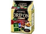 キーコーヒー ドリップオンバラエティパック 12P