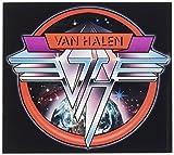 """VAN HALEN SPACE LOGO, Officially Licensed Original Artwork, 4.5"""" x 5""""- Sticker DECAL"""