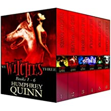 We Witches Three Books 1-6 (We Witches Three Bundles Book 1)