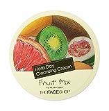 ザ?フェイスショップ The Face Shop ハーブデイ クレンジングクリーム 150ml (フルーツミックス) The Face Shop Herb Day Cleansing Cream 150ml (Fruit Mix)[海外直送品]