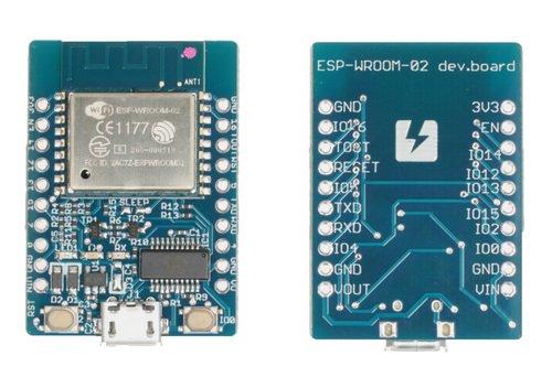 ESPr Developer(ESP-WROOM-02開発ボード)