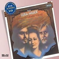 Verdi: Luisa Miller (DECCA The Originals) by Montserrat Caballe (2007-07-10)