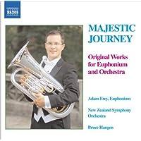 Majestic Journey: Original Works for Euphonium