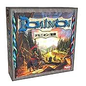 ドミニオン拡張セット 冒険 (Dominion: Adventures) 日本語版 カードゲーム