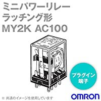 オムロン(OMRON) MY2K AC100 ラッチングリレー NN
