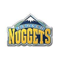 公式ライセンスアルミエンブレム–NBA Denver Nuggets