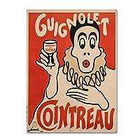 商標Fineアート需要Cointreau byヴィンテージAppleコレクション 14x19 ALI10147-C1419GG