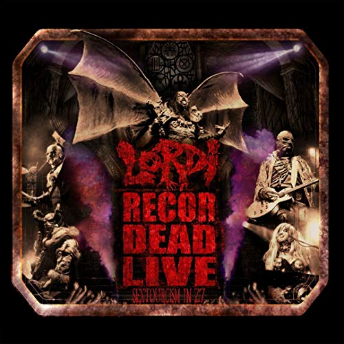Recordead Live.. -DVD+CD-