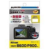HAKUBA デジタルカメラ液晶保護フィルム 耐衝撃タイプ Nikon COOLPIX B600/P900専用 DGFS-NCB600