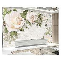 3Dテレビの背景の壁紙家と居間シンプルでモダンな家の壁紙、シームレスな不織壁画スタイル10