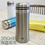 thermo mug(サーモマグ) スマートボトルS HAGANE(ハガネ)