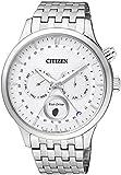 [シチズン]CITIZEN 腕時計 ECO-DRIVE MOON PHASE エコドライブ ムーンフェイズ AP1050-56A メンズ [並行輸入品]