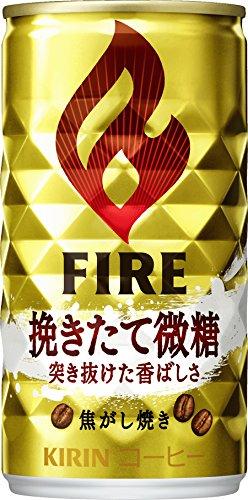 ファイア(Fire) 挽きたて微糖 缶 185ml