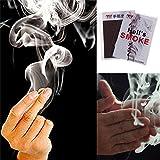 SUGE 指の煙の小道具 魔法の小道具 フィンガー煙 指をこすり受動喫煙 クローズアップイリュージョン ステージマジック 手品の道具