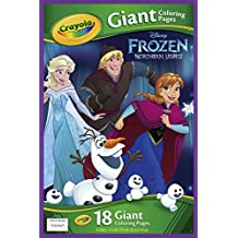 Crayola Giant Coloring Pages - Disney Frozen