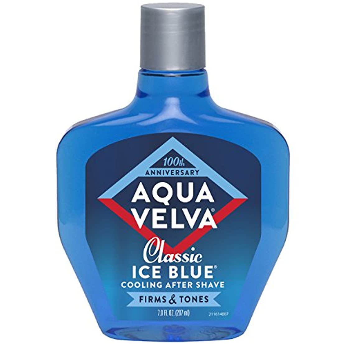 Aqua Velva Cooling After Shave Classic Ice Blue 198g (並行輸入品)