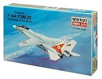 プラッツ 1/144 F-14A トムキャット (ミニクラフト) プラモデル MC14422