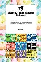 Cavestie 20 Selfie Milestone Challenges Cavestie Milestones for Memorable Moments, Socialization, Indoor & Outdoor Fun, Training Volume 3