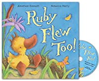Ruby Flew Too! Book and CD Pack