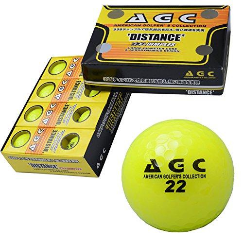 LEZYNE(レザイン) ゴルフボール AGC 2ピース 1...