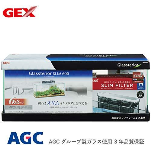 グラステリアスリム 600 6点セット