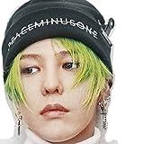 【ドリーム ショップ】ニット帽 BIGBANG ビッグバン G-DRAGON(ジードラゴン) BIGBANGグッズ ヒップホップ Hip Hop風 男女兼用 刺繍 ハット キャップ (PEACEMINUSONE)